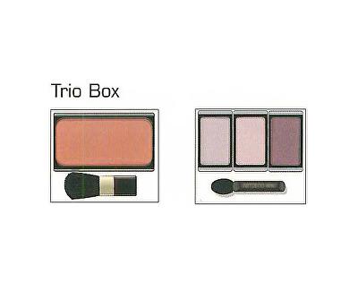 Trio magnetický box se zrcátkem (Beauty Box Trio)