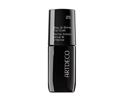 Artdeco Ochranný lak pro dlouhotrvající efekt (Stay & Shine Top Coat) 10 ml