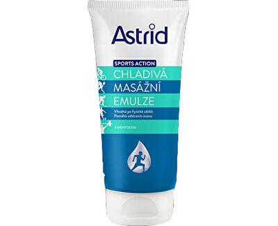 Chladivá masážní emulze Sport Action 200 ml