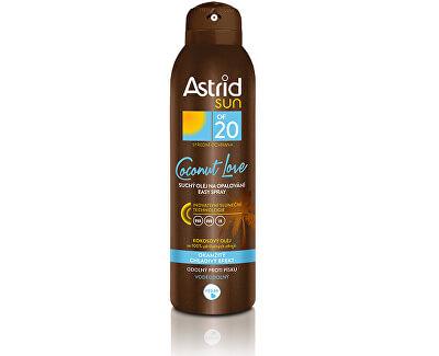 Suchý olej na opalování OF 20 Sun Easy Spray 150 ml