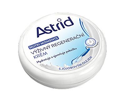 Astrid Výživný regenerační krém Nutri Moments