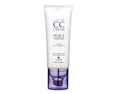 Alterna Kaviárový CC krém na vlasy Caviar Anti-Aging (CC Cream 10 In 1 Complete Correction) 74 ml
