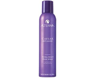 Alterna Kaviárový extra tužící lak na vlasy Caviar Anti-Aging (Extra Hold Hair Spray) 400 ml