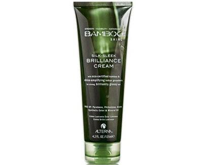 Alterna Krém pro oslnivý lesk vlasů Bamboo Shine (Silk-Sleek Brilliance Cream) 125 ml