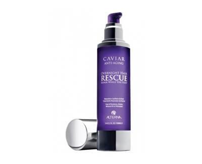 Alterna Noční regenerační maska na vlasy Caviar Anti-Aging (Overnight Hair Rescue) 100 ml