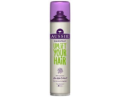 Lak na vlasy pro objem s výtažkem z mořských řas Volume (Hairspray) 250 ml