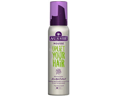 Pěnové tužidlo pro objem vlasů Volume (Flexible Hold) 150 ml
