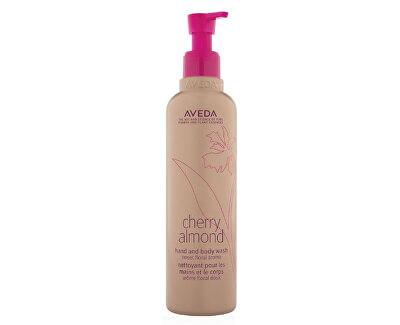 Săpun de duș pentru mâini și corp Cherry Almond(Hand and {{Body Wash 250 ml