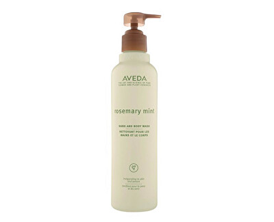 Săpun de duș pentru mâini și corp Rosemary Mint(Hand and {{Body Wash 250 ml