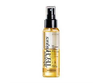 Intenzivní vyživující duální sprej s luxusními oleji pro všechny typy vlasů Advance Techniques (Duo Treatment Spray) 100 ml