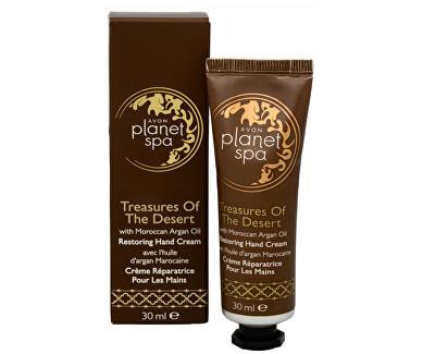 Obnovující krém na ruce s marockým arganovým olejem Planet Spa (Restoring hand Cream) 30 ml