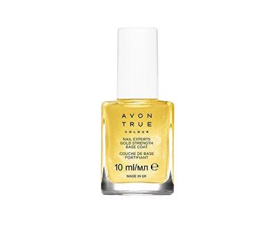 Avon Péče o nehty se zlatými částečkami Avon True (Base Coat) 10 ml