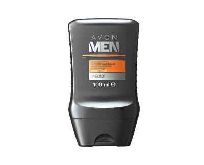 Avon Revitalizační balzám po holení MEN Active (Conditioning After Shave Balm) 100 ml