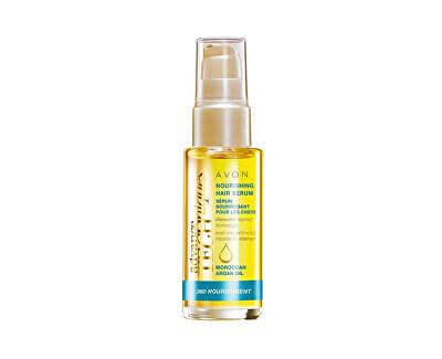 Vyživující sérum na vlasy s marockým arganovým olejem Advanced Techniques (Nourishing hair Serum) 30 ml
