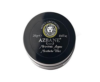 Vosk na knír a vousy s arganovým olejem (Mustache Wax) 20 g