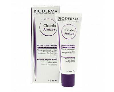 Krém s Arnikou na podporu vstřebávání modřin Cicabio Arnica (Day Cream) 40 ml
