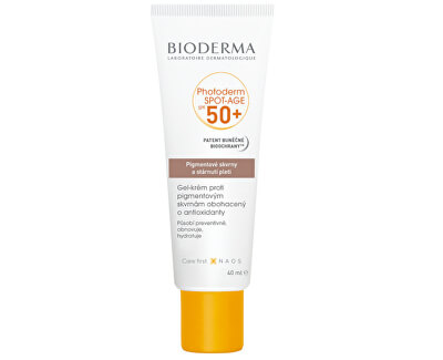 Gel-krém proti pigmentovým skvrnám Photoderm Spot-Age SPF 50+ 40 ml
