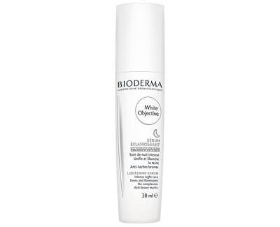 Bioderma Intenzivní noční depigmentační sérum (White Objective Serum) 30 ml