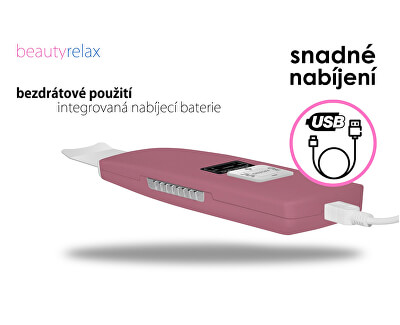 Spatulă ultrasonică facială de curățare profundăBR-1010