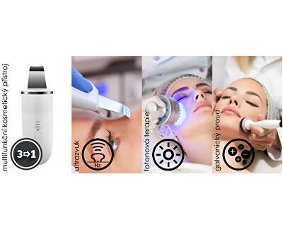 Ultrazvuková špachtle Peel&Lift Premium bílá BR-1530