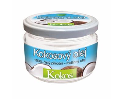 100% ulei de nucă de cocos 220 ml