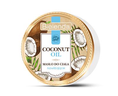 Unt de corp hidratant Coconut Oil(Moisturizing Body Unt) 250 ml