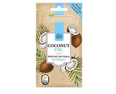 Peeling hidratant pentru corp Coconut Oil(Moisturizing Body Peeling) 30 g
