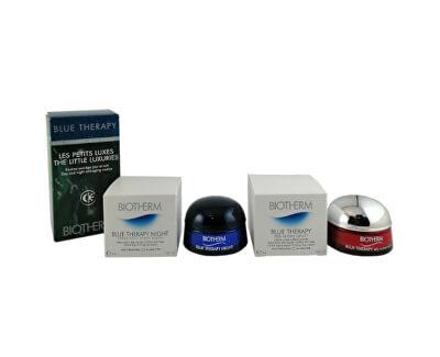 Set cosmetic pentru îngrijirea pielii Blue Therapy The Little Luxuries
