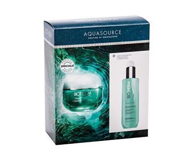 Kosmetická sada pleťové péče pro ženy Aquasource