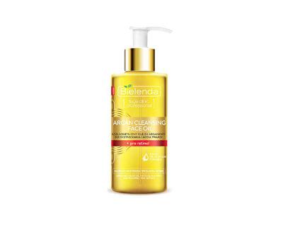 Čisticí pleťový olej (Argan Cleansing Face Oil) 140 ml