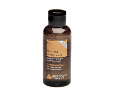 Biofficina Toscana Čistý organický cypřišový hydrolát (Cypress Hydrolat) 100 ml