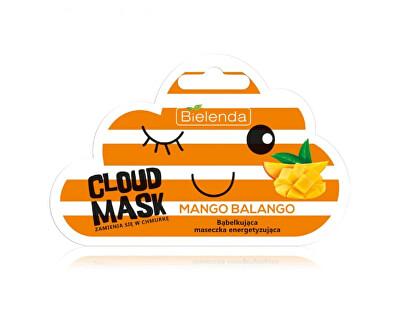 Energizující pleťová maska Cloud Mask Mango Balango (Energizing Bubble Mask) 6 g