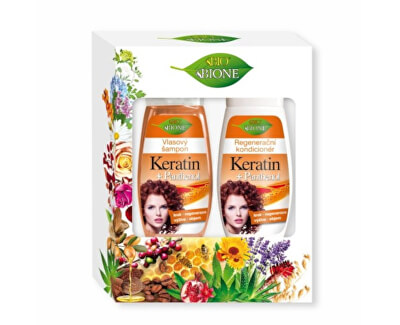 Kosmetická sada BIO Keratin + Panthenol