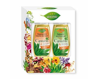 Kosmetická sada s šamponem BIO Cannabis