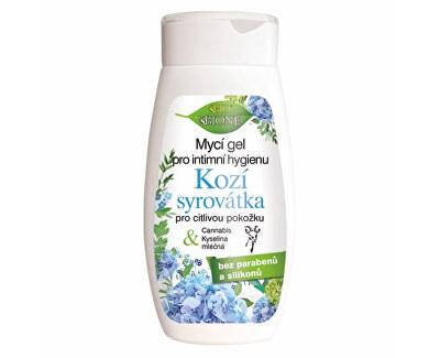 Mycí gel pro intimní hygienu Kozí syrovátka pro citlivou pokožku 260 ml