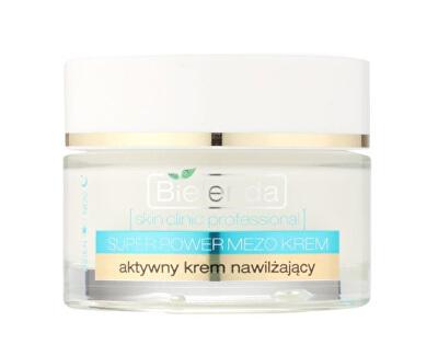 Omlazující hydratační krém pro všechny typy pleti Skin Clinic Professional (Anti-Age Day/Night Face Cream) 50 ml
