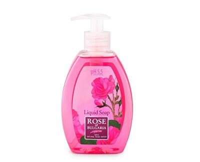 Săpun lichid Rose Of Bulgaria (Liquid Soap) 300 ml