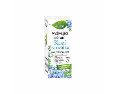 Ser nutritiv Zer de capră pentru pielea sensibilă 40 ml