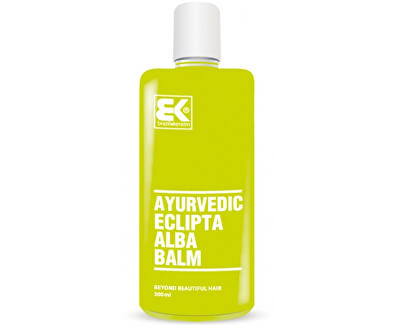 Brazil Keratin Balzam na vlasy s ajurvédsku bylinou (Ayurvedic Eclipta Alba Balm) 300 ml
