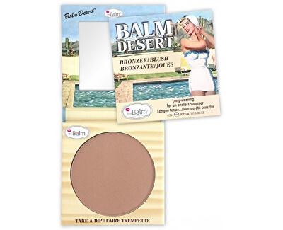 theBalm Bronzer a tvářenka Balm Desert 6,39 g