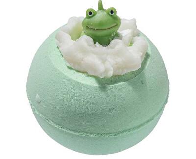Šumivá koupelová bomba Není jednoduchý být zelený (Bath Blaster ø 7,5 cm) 140 g