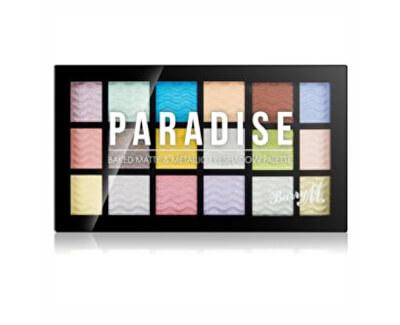 Paleta cu farduri de ochi Paradise Baked (Eyeshadow Palette) 18 x 0,9 g