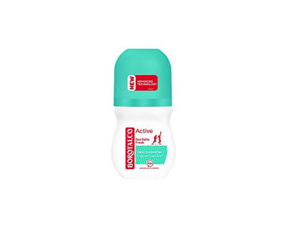 Kuličkový deodorant mořská sůl Active (Sea Salt Fresh) 50 ml