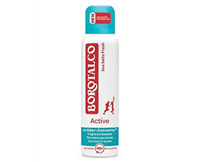 Svěží deodorant mořská sůl (Sea Salts Fresh) 150 ml