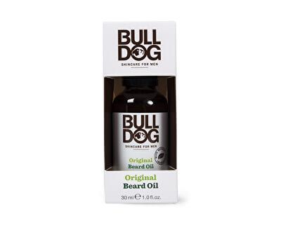 Ulei de barbă pentru piele normală Bulldog Original Beard Oil 30 ml