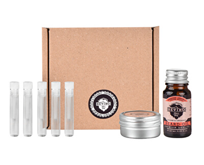 Malý testovací set Skořice, grep, santalové dřevo