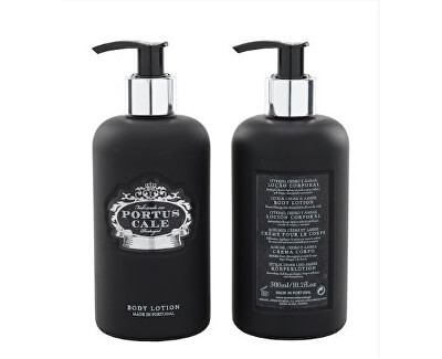 Castelbel Tělové mléko Black Edition 300 ml