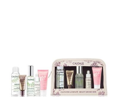 Sada kosmetiky Tajemství francouzské krásy (Xmass Set French Beauty Secret)