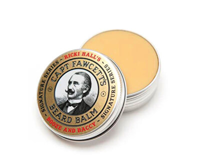 Balzám na plnovous Ricki Hall´s Booze & Baccy (Beard Balm) 60ml