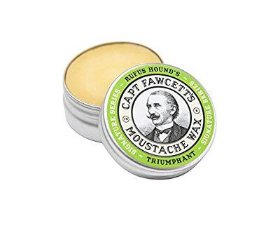 Vosk na knír Triumphant (Moustache Wax) 15 ml
